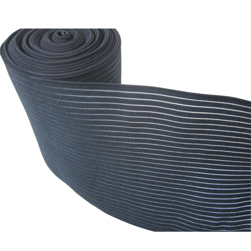 breathable elastic webbing belt
